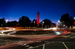 Photo of NC State Belltower
