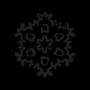 Snow flake icon