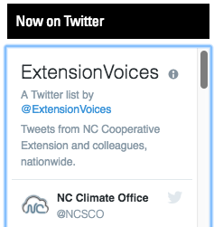 ExtensionVoices Twitter list image