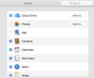 iCloud Account