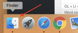 Finder icon image